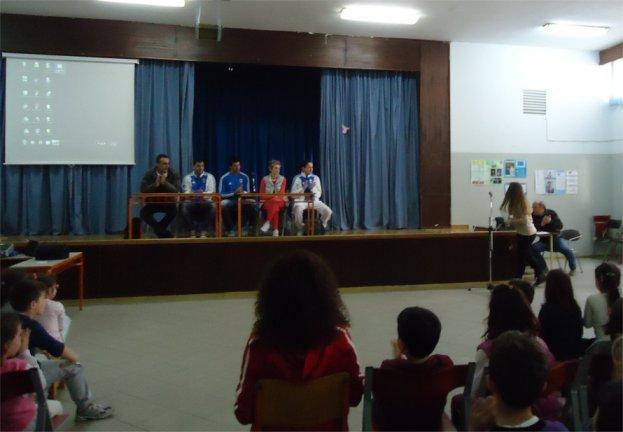 Εκδήλωση αφιερωμένη σε Έλληνες Ολυμπιονίκες (1)