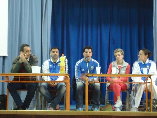 Εκδήλωση αφιερωμένη σε Έλληνες Ολυμπιονίκες (2)
