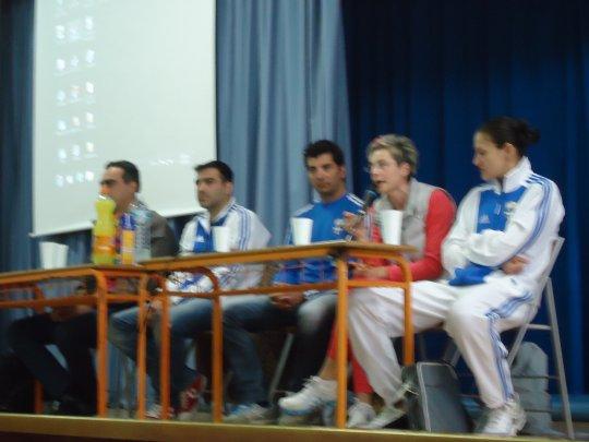 Εκδήλωση αφιερωμένη σε Έλληνες Ολυμπιονίκες (3)