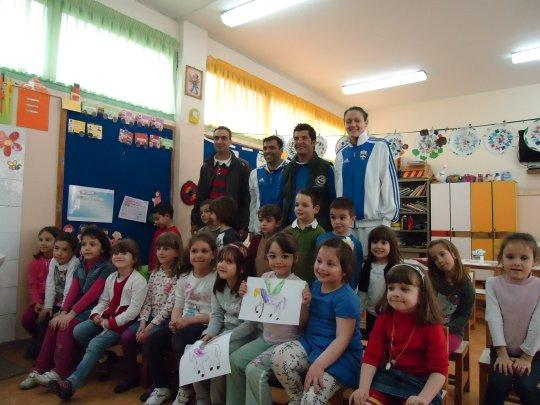 Εκδήλωση αφιερωμένη σε Έλληνες Ολυμπιονίκες (4)