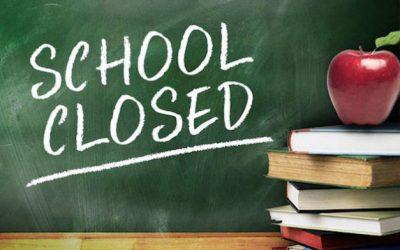 Κλειστά τα σχολεία
