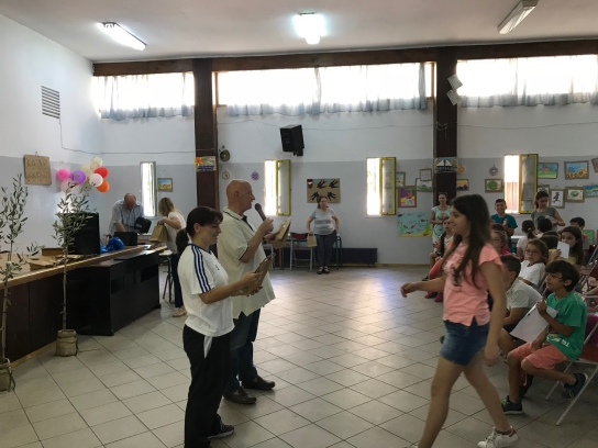 Εκδήλωση αφιερωμένη σε Έλληνες Παγκόσμιους Πρωταθλητές