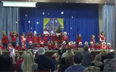 Χριστουγεννιάτικες Σχολικές Γιορτές 2018