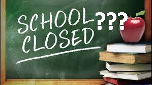Κλειστά ή όχι τα σχολεία ;;;
