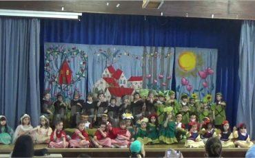 Διδακτική και γεμάτη μουσική η καλοκαιρινή γιορτή του Νηπιαγωγείου (12/6/2019)