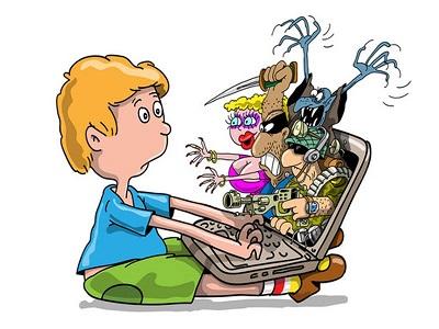 Κίνδυνοι στο διαδίκτυο